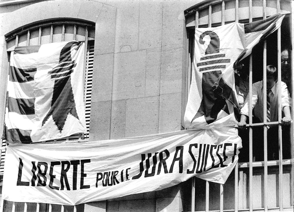 Occupation de l'ambassade de Suisse à Paris, 13 juillet 1972